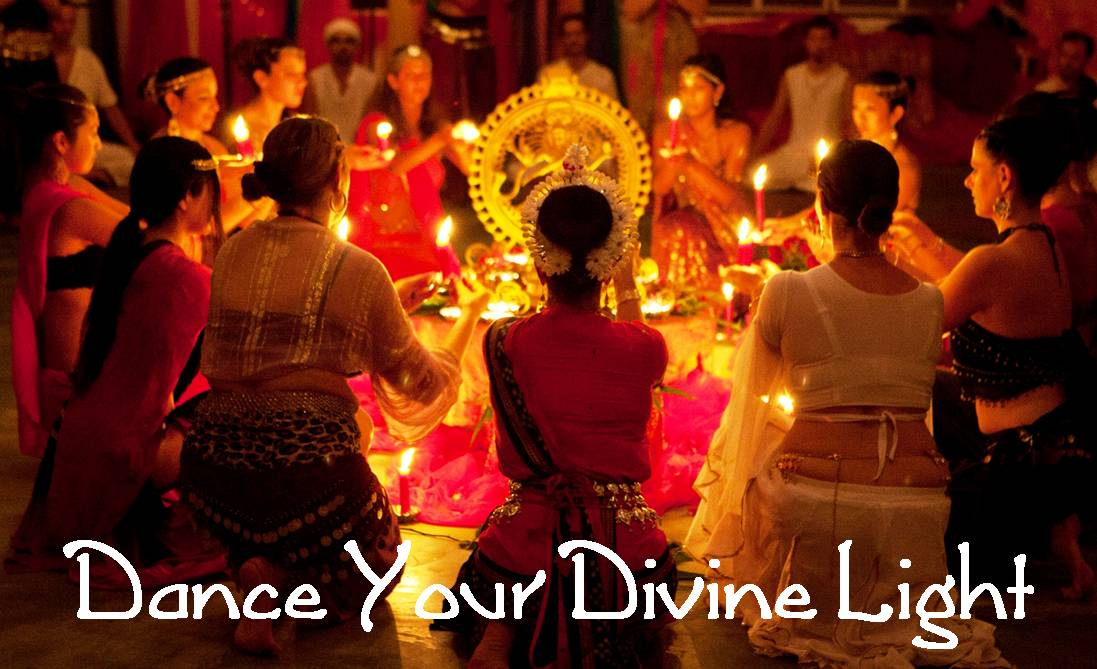 Mystical Dance, Dance Your Divine Light