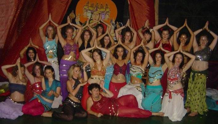 Mystical Dance Group 2010