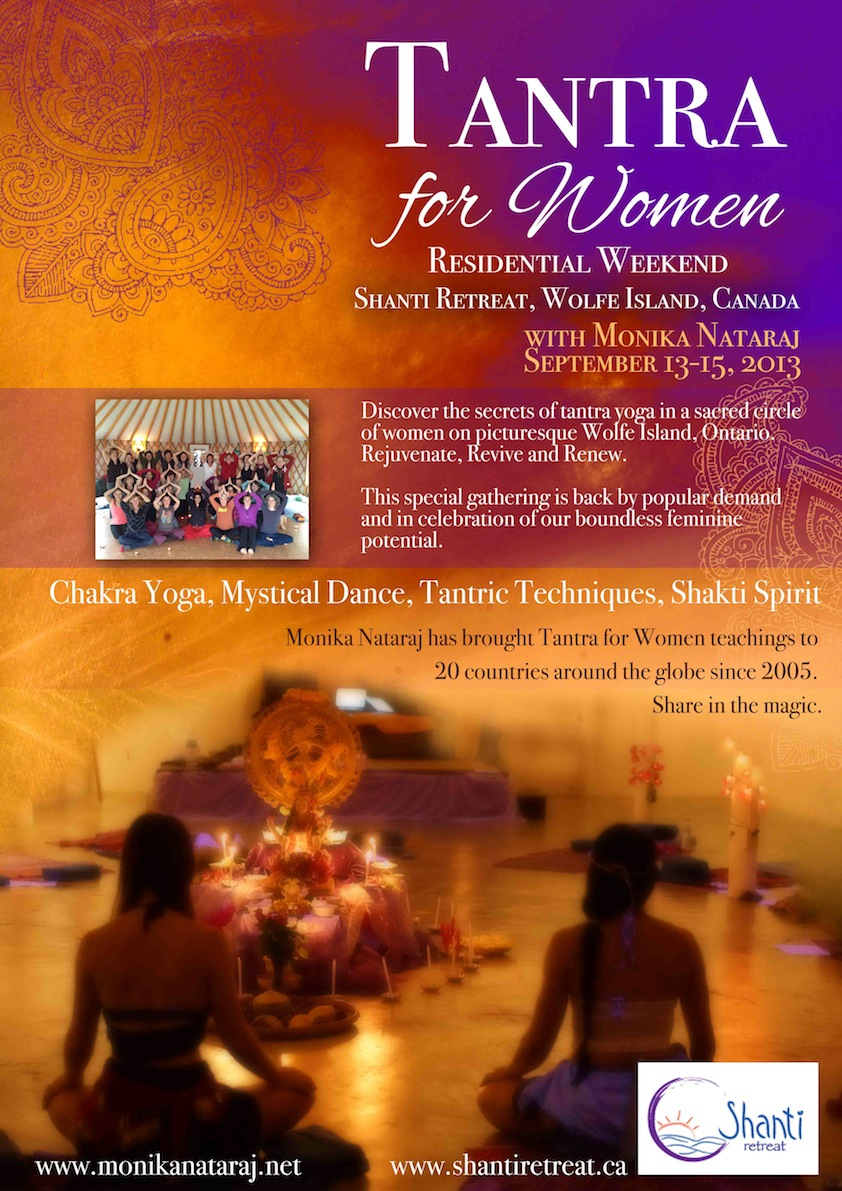 Tantra for Women with Monika Nataraj